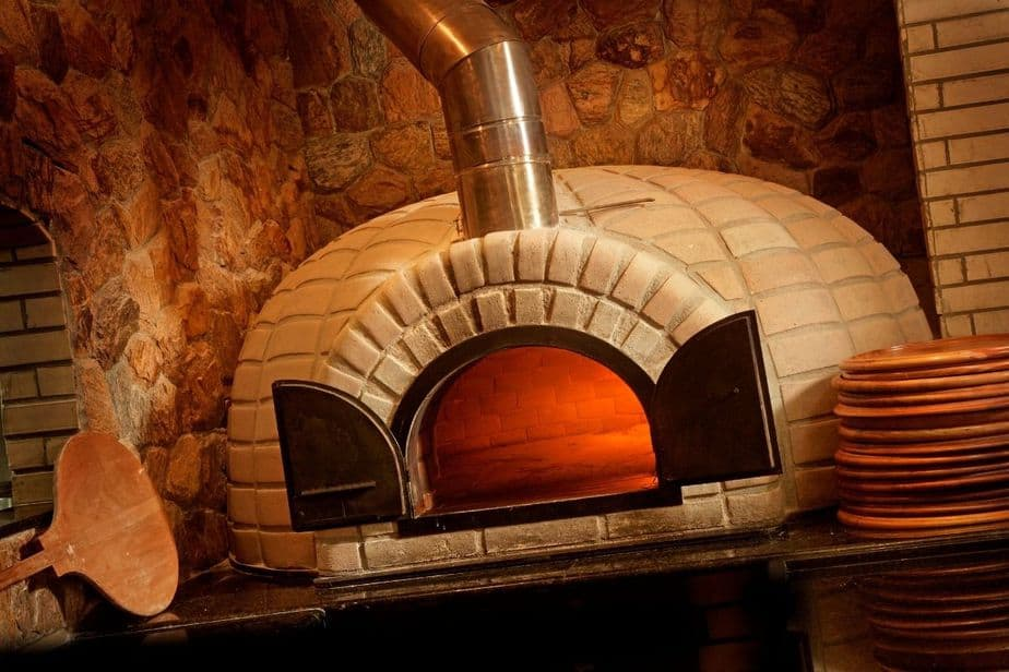 vented oven